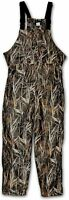 WFS Waterfowl Camo Insulated Waterproof Hunting Bib Overall