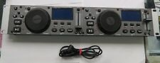 Gemini DJ cdx-2200 Multi-Disc DJ CD Player Controller nur