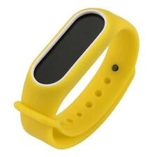 Replacement Silicone Wristband Watch Band Strap For Xiaomi Mi Band 2 Bracelet