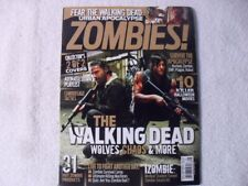 ZOMBIES MAGAZINE ISSUE 4 FALL 2015 COVER 2 THE WALKING DEAD,i ZOMBIE NEW [Paperb