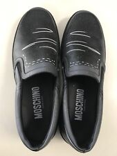 Moschino Uomo Scarpe Shoes Slip On Size 42