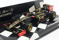 Minichamps 1/43 Scale 410 120179 - Lotus F1 Team Lotus Renault R30