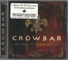 Crowbar - Lifesblood For The Downtrodden CD + DVD - SEALED NEW Metal Album