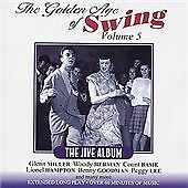 The Golden Age of Swing Vol.5: the Jive Album, Various Artists, Very Good CD