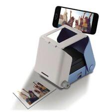 TOMY Kiipix Smartphone Picture Photo Printer Fuji Instax Mini - Blue 109915