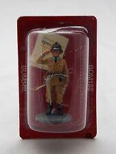 Figurine Del Prado soldat Pompier Tenue de Travail Parme Italie 1960 Figure