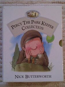 Percy the Park Keeper Collection: The Hedgehog's Balloon... by Butterworth, Nick