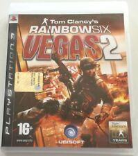 RAINBOW SIX VEGAS 2 TOM CLANCY S GIOCO PS3 PLAYSTATION 3 ITALIANO BUONO