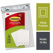Command Picture Hanging Strips Decorate Damage-Free 14 pairs 36 strips Indoor.