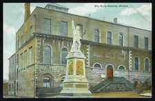 More details for c.1910 billy byrne memorial statue courthouse wicklow town postcard g801