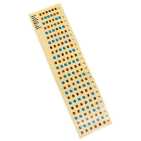 Guitar fretboard note decal fingerboard music scale map sticker for practice TDO