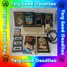 Acorn Electron Computer, Power Supply, SCART Video Cable, Manuals, Games/Softwar