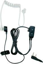 Security Schallschlauch Headset MA 31-L für Midland Funkgeräte
