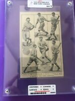 1915 Spalding Vintage Cracker Jack Era Slabbed/Graded Mint 9 NY Americans