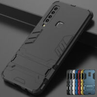 Shockproof Hybrid Armor Case Back Cover For Samsung Galaxy A6 A8 Plus A7 A9 2018