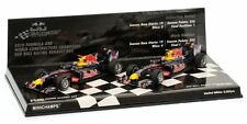 Red Bull Racing Renault RB6 2010 F1 Champions (Set of 2) 1:43 Model 412100506