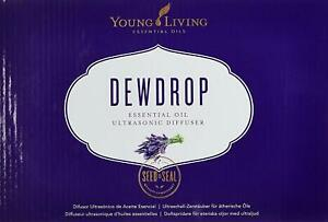 Young Living Essential Oils DewDrop Ultrasonic Home Office Cabin Diffuser  NEW