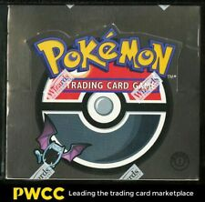 2000 Pokemon Team Rocket 1st Edition Booster Box Sealed, 36ct Packs