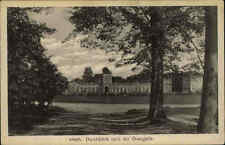 Cassel Kassel Hessen Ansichtskarte ~1920/30 Orangerie Schloss Gebäude Bauwerk