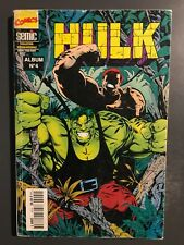 HULK (Semic - Marvel) - Album n° 4 : T10/T11/T12