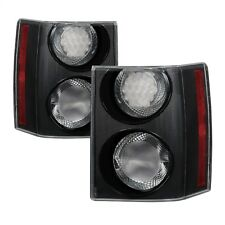 Spyder Auto 5075871 XTune Euro Style Tail Lights Fits 06-09 Range Rover
