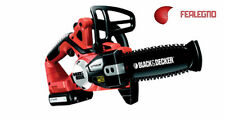 ELETTROSEGA A BATTERIA LITIO 18V BARRA 20CM GKC1820L BLACK&DECKER ART.2484