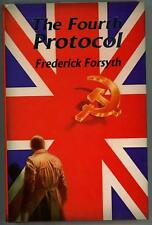 The Fourth Protocol by Frederick Forsyth  (Signed Limited Edition)- High Grade