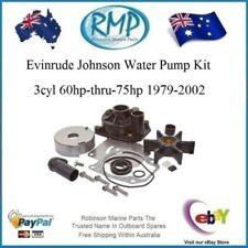 A New Water Pump Kit Evinrude Johnson 3cyl 60hp-thru-75hp 1979-2002 # R 436957