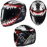 2021 HJC RPHA 11 Pro Venom 2 Marvel Full Face Motorcycle Street Helmet