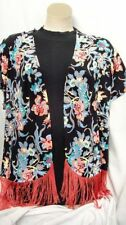 Polyester Floral Regular Size Jumpers & Cardigans for Women
