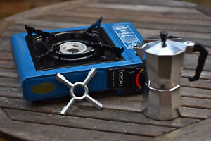Gas Ring Reducer Stove Top Trivet Stand Pot Hob Cooker Coffee Maker Moka Espress