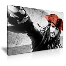 Pirates of the caribbean Stretched Canvas Wall Art Deco 76x50cm / 30X20 Inch