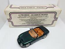 Promod Gearbox 1/43 Metal Model TVR GRIFFITH metallic Green mint