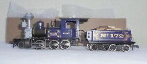 ETS 172 Échelle 0 Märklin US Locomotive Victoria Bleu Epoque 1/3 Tin D'IN Ovp