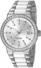 Esprit Ladies Feather bracelet Watch ES106052002 Brand New In Box Original