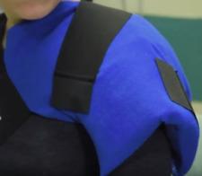 DONJOY Dura*Kold Reusable Shoulder Neoprene Soft*Wrap with 2 Ice/Heat Packs