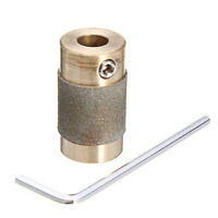 3/4 Inch Grinding Bit For Stained Glass Grinder Head Diamond Copper Grinder Kit
