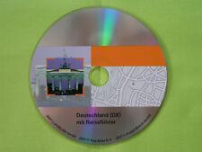 CD NAVIGATION DEUTSCHLAND DX 2007 VW MFD 1 T5 GOLF AUDI FORD MERCEDES BENZ SEAT