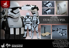 Sideshow Star Wars Hot Toys FIRST ORDER STORMTROOPER JAKKU Exclusive Figure