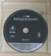 Buster and the Beanstalk - Promo Gioco Completo - New - PlayStation 1 - PSX