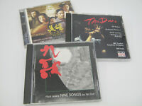 Lot of 3:  Tan Dun CDs Nine Songs Opera Hero Soundtrack BBC Scottish Symphony
