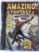 1994 Fossil Marvel Comics SPIDER-MAN Vol 1 Ltd Ed Watch New in Box w/ Sleeve