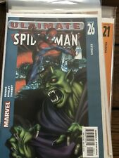 Marvel Comics Ultimate Spiderman 26-30 NM Free Shipping