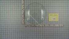 """CLOCK DOOR CONVEX GLASS 4 7/32"""" or 10,7 cm across"""