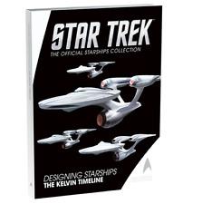 STAR TREK Official Starships Magazine: Designing Starships Vol #3 Hardback