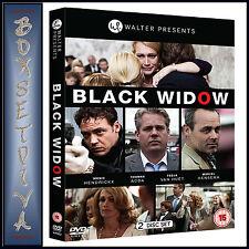 BLACK WIDOW - COMPLETE SERIES 1  - FIRST SERIES  *** BRAND NEW DVD***