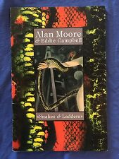 Snakes & Ladders (One-Shot, Top Shelf 2001) Alan Moore & Eddie Campbell