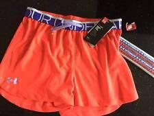 Under Armour Girls Shorts & Headbands Sz. YLG/G NWT Heat Gear Shorty