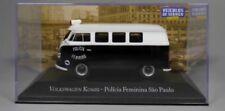 SCARCE TROFEU IXO VW T1 VAN POLICIA FEMININA BRAZIL 1 OF 500 1:43 MINT AND BOXED