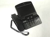 ACN Video Phone IRIS 3000-US VoIP Digital Telephone w/ Cord, Handset - TESTED